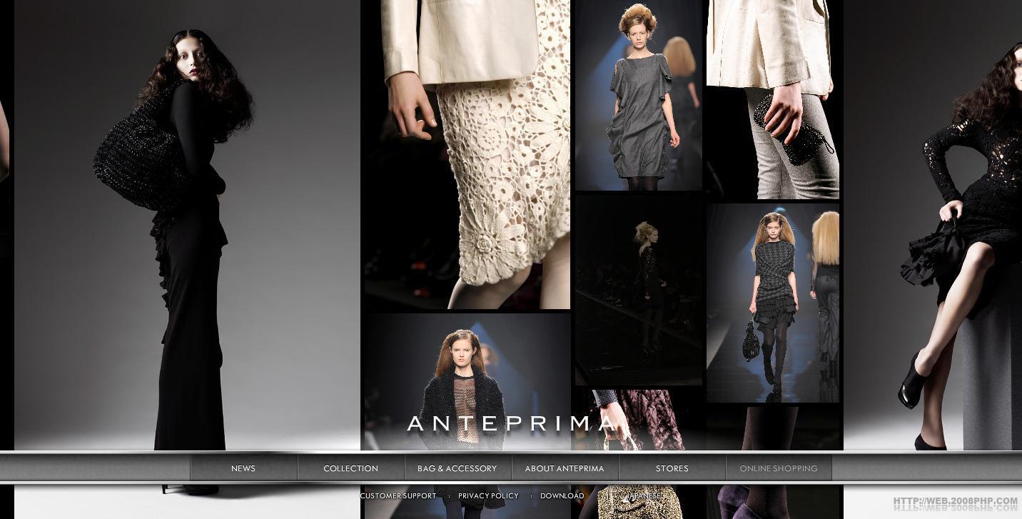 意大利anteprima时装品牌包包网站