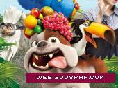 美国riothemovie里约3D卡通鸟类影片韩国官方网站。愤怒的小鸟