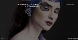 欧美时尚化妆摄影网站