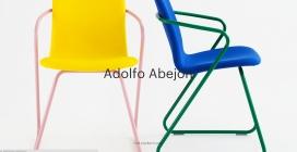 西班牙巴塞隆纳Adolfo Abejón家具设计厂机构酷站!
