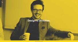 英国Chris Redshaw创意总监及高级品牌设计师。