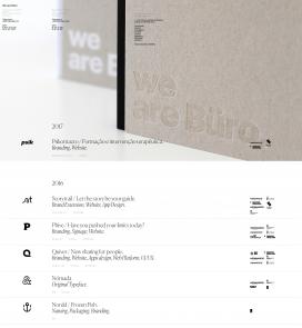 葡萄牙波尔图Burocratik-平面广告设计机构!