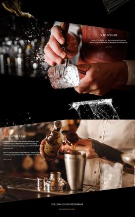 新加坡移动酒吧调酒师!创造史诗般的酒吧体验