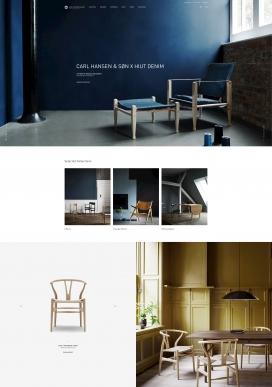 来自丹麦1908的家具设计!