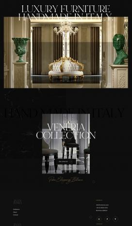 伊凡・托玛(Ivan Toma)将古典宫殿与典雅现代设计相结合,重现古代宫殿的魅力,为最精致的住宅和豪华酒店营造独特风格,秉承对永恒意大利美与优雅的热爱哲学。