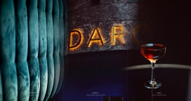 法国巴黎Daroco意大利餐厅酒吧!