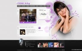 保加利亚Preslava艺人官方网站