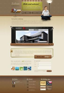 匈牙利网页设计师和开发人员