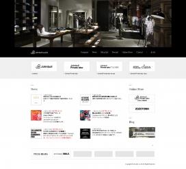 日本Johnbull服饰服装品牌店网站。