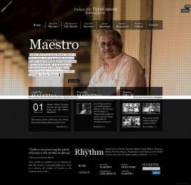 芬兰Peruvanam Kuttan是喀拉拉邦最著名的打击乐艺术家!