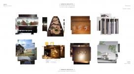 日本kmta小松建筑师个人官方网站。日本白色简洁风网页代表作